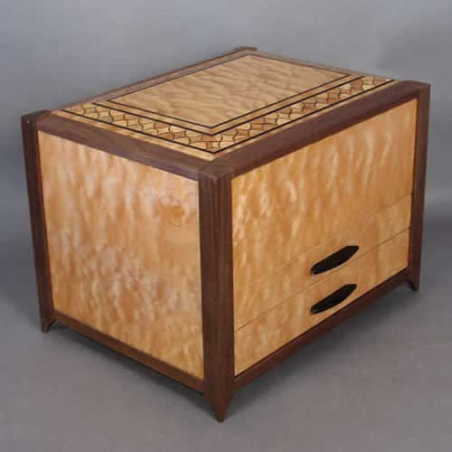 Al Ladd Fine Edge Woodworking Jewelry Boxes and Cutting Boards