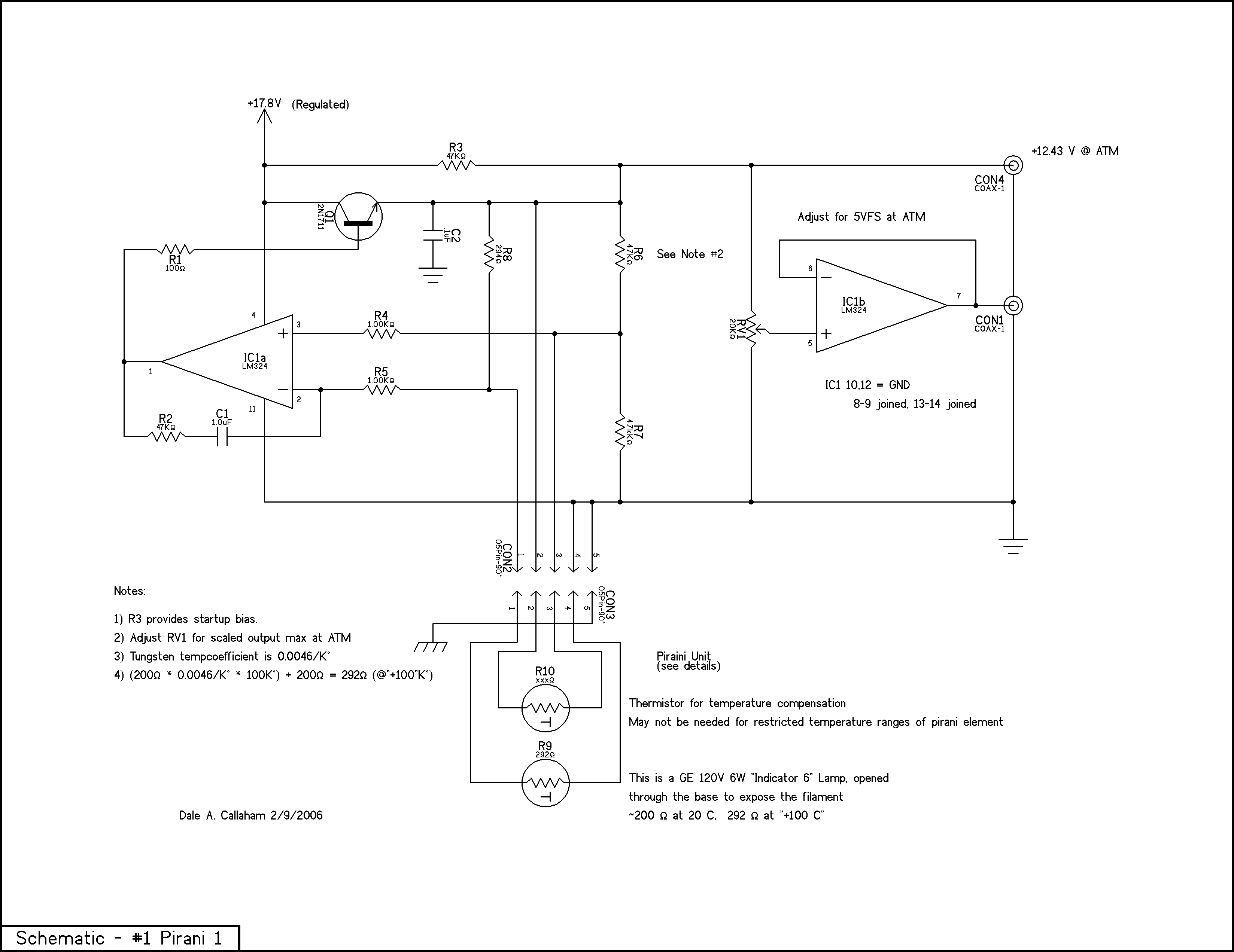 Light Bulb Schematic Books Of Wiring Diagram Led Lights Circuit Pirani Gage Project Cfl
