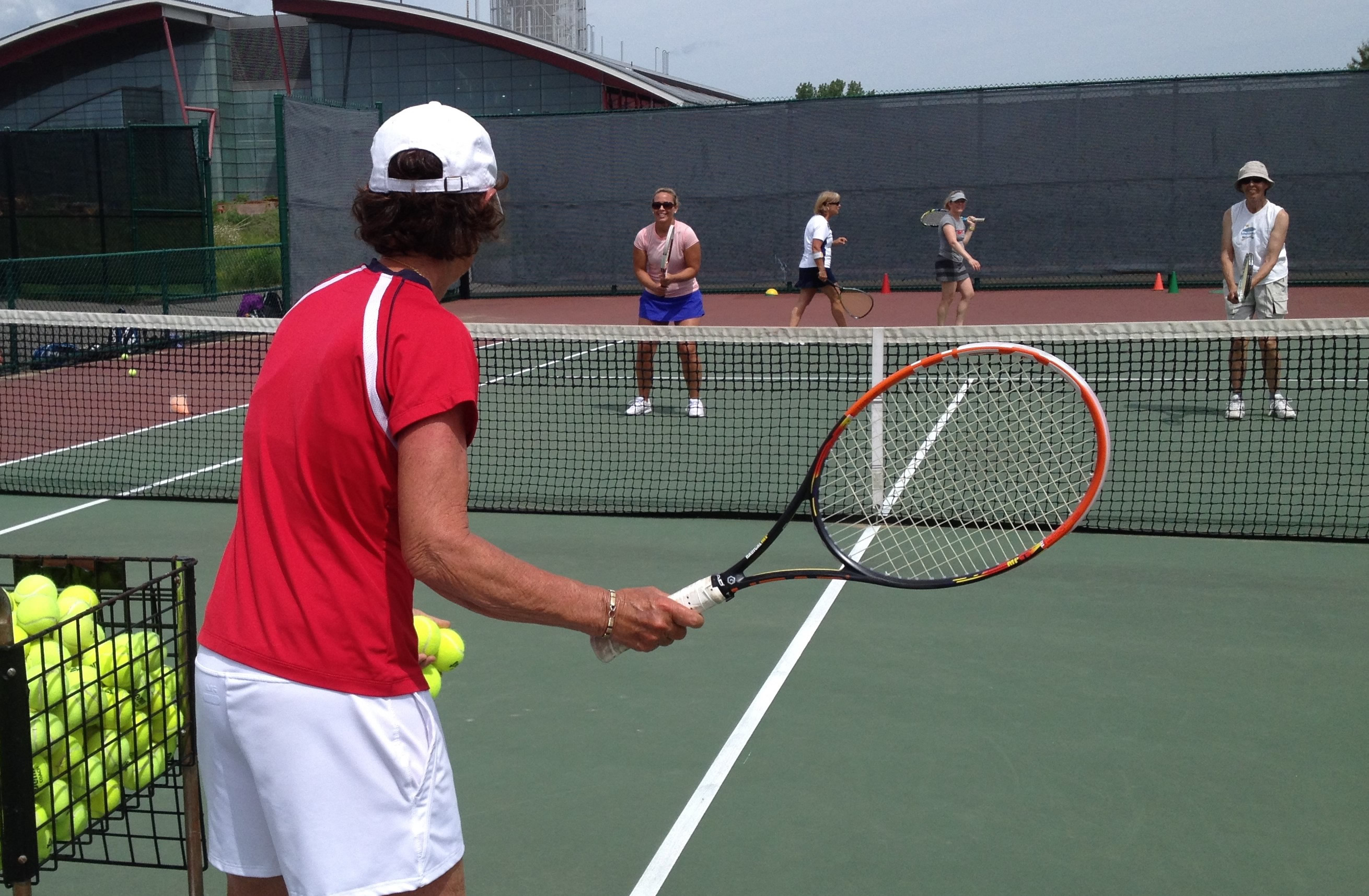 1,000+ Free Tennis Drills for Coaches & Parents