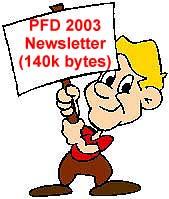 2003 Newsletter