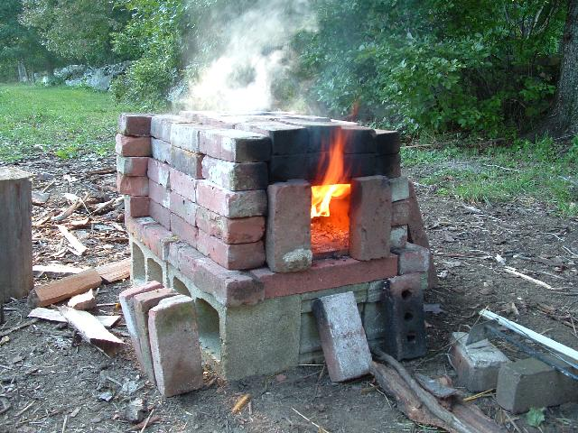 - The 1-Hour Brick Oven