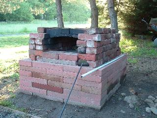 The 1 Hour Brick Oven
