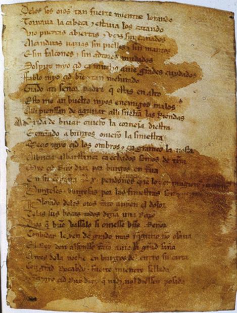 the poem of the cid pdf