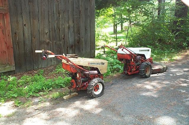 Gravely Tractors