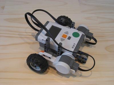 Lego Nxt Explorer Build Instructions